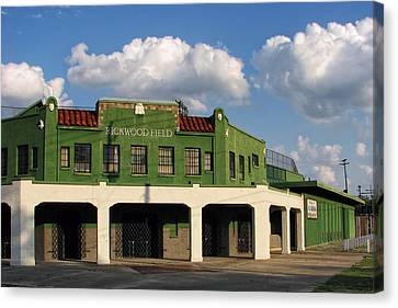 Rickwood Field Canvas Print by Tom Gort