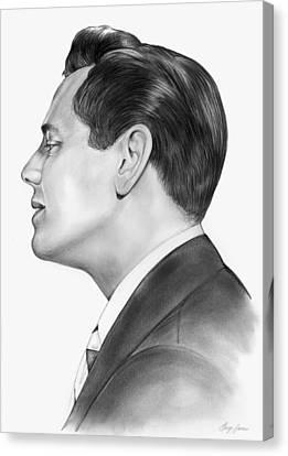 Ricky Ricardo Canvas Print