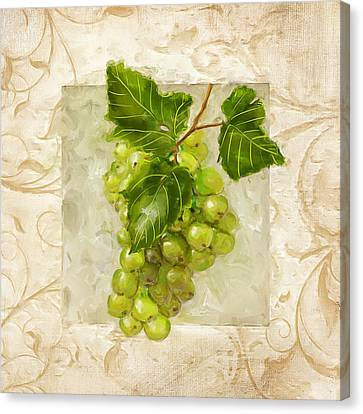 Riesling II Canvas Print by Lourry Legarde