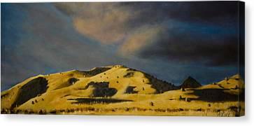 Canvas Print - Rincon De Las Sandias by Jack Atkins