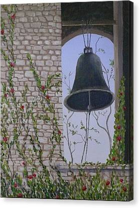 Ring My Bell Canvas Print