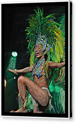 Rio Dancer I B  Canvas Print