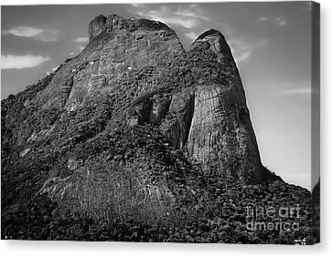 Rio De Janeiro Classic View - Sugar Loaf Canvas Print