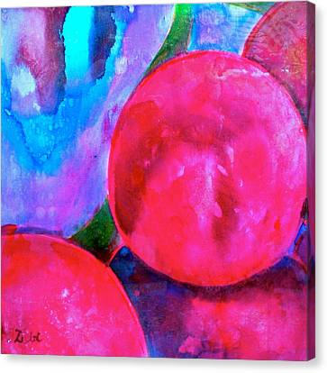 Ripe Canvas Print by Debi Starr