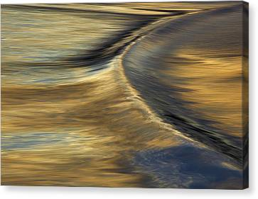 Ripple #1  Mg_6679 Canvas Print