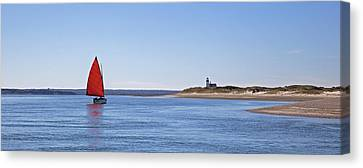 Ripple Canvas Print by Charles Harden