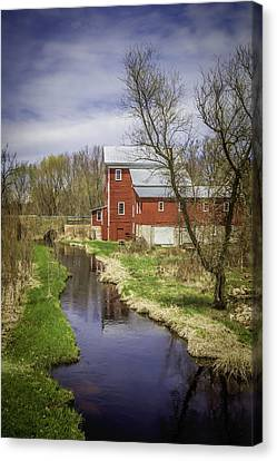 Rising Star Mill Canvas Print