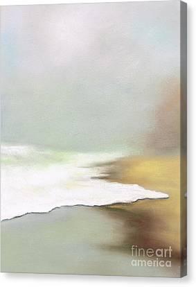 Rising Tides Canvas Print by Frances Marino