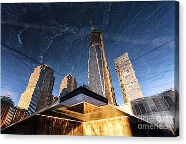 Rising Up Canvas Print by John Farnan