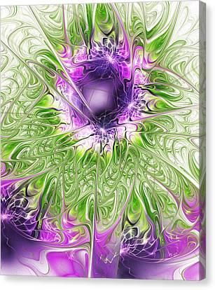 Ritual Canvas Print by Anastasiya Malakhova