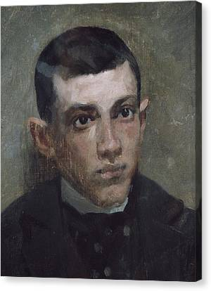 Ruiz Canvas Print - Riu I Doria, Ramon 1874-1907. Portrait by Everett