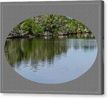 River Bend Canvas Print by Dennis Dugan