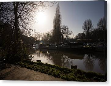 Canvas Print - River Medway In Kent by Dawn OConnor