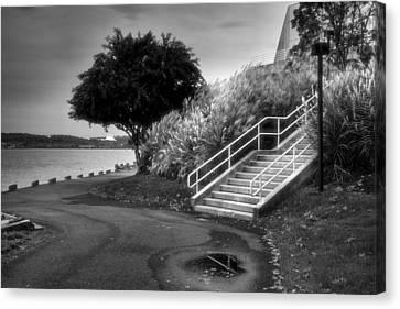 Riverfront Park I Canvas Print