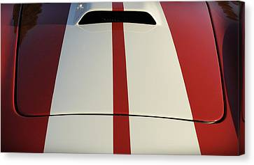 Roadster Canvas Print by Luke Moore