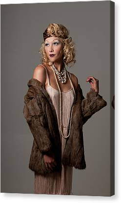 Roaring 20's Canvas Print by Greg Thelen