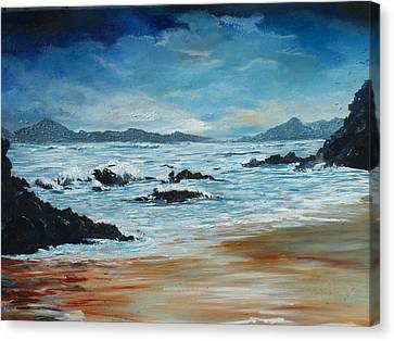 Roaringwater Bay Canvas Print