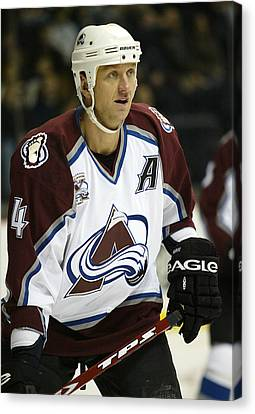 Rob Blake Canvas Print