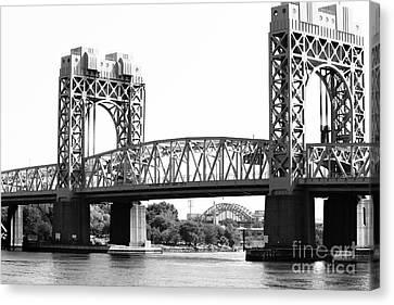 Robert F. Kennedy Bridge Canvas Print by Robert Yaeger