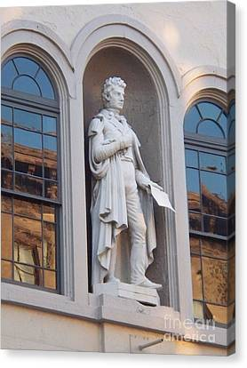 Robert Fulton Canvas Print by Eric  Schiabor