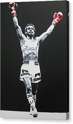 Roberto Duran 1 Canvas Print