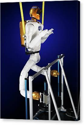 Robonaut 2 Research Laboratory Canvas Print