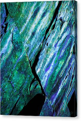 Rock Art 15 Canvas Print by ABeautifulSky Photography