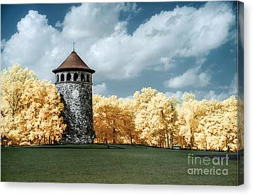 Rockford Tower Canvas Print