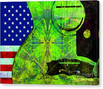 Rockin Usa 20140716 V2 P68 Canvas Print by Wingsdomain Art and Photography