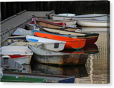 Rockport Massachusetts Canvas Print by Juergen Roth