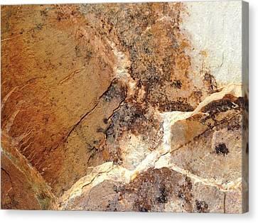 Rockscape 1 Canvas Print