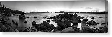 Canvas Print featuring the photograph Rocky Dreams by Brad Scott