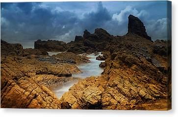 Rocky Forster 0003 Canvas Print