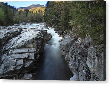 Rocky Gorge Canvas Print by Andrea Galiffi