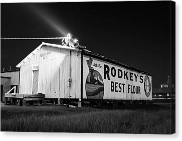 Rodkey's Best Canvas Print