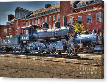 Rogers #299 Canvas Print by Anthony Sacco