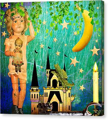 Rogue Fairy Tales Canvas Print