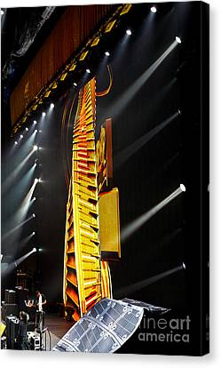 Rolling Stones 50th Anniversary Canvas Print by Mark Baker