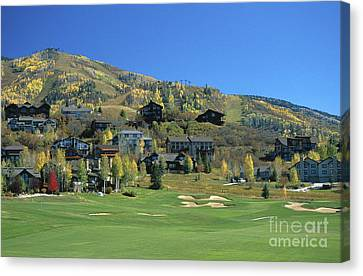 Rollingstone Ranch Canvas Print