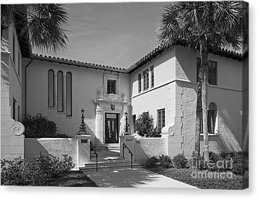 Rollins College Warren Administration Building Canvas Print by University Icons
