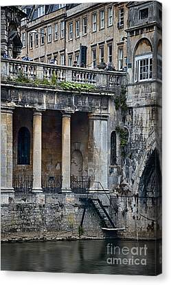 Roman Architecture Canvas Print by Svetlana Sewell