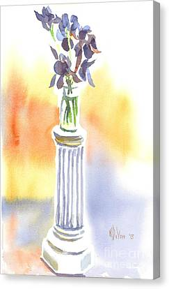 Roman Holiday Canvas Print by Kip DeVore