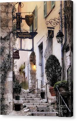 Romantic Way Canvas Print