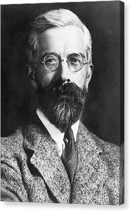Ronald Fisher Canvas Print