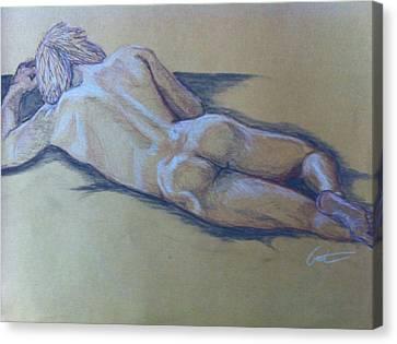 Ronnie I Canvas Print
