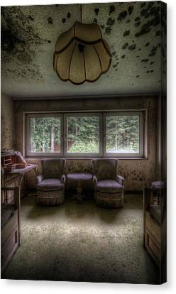 Room For Two Canvas Print by Nathan Wright