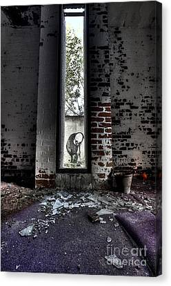 Room With A View Canvas Print by Roddy Atkinson