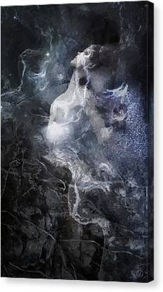 Rooted Canvas Print by Gun Legler