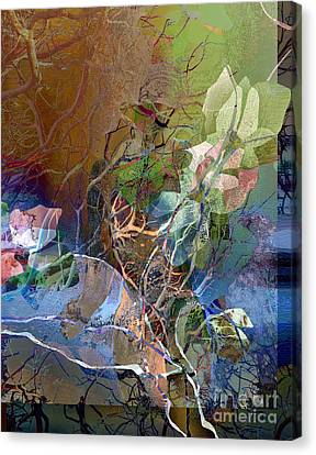 Roots And Branches Canvas Print