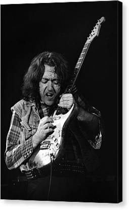 Rory Gallagher 1 Canvas Print